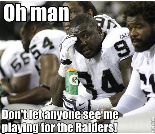 Raiders Sayings
