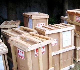 Krat Kayu / Wooden Crate