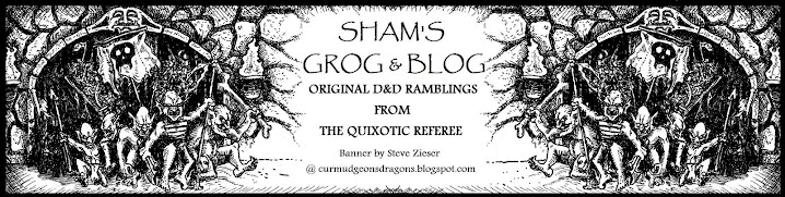 Sham's Grog 'n Blog