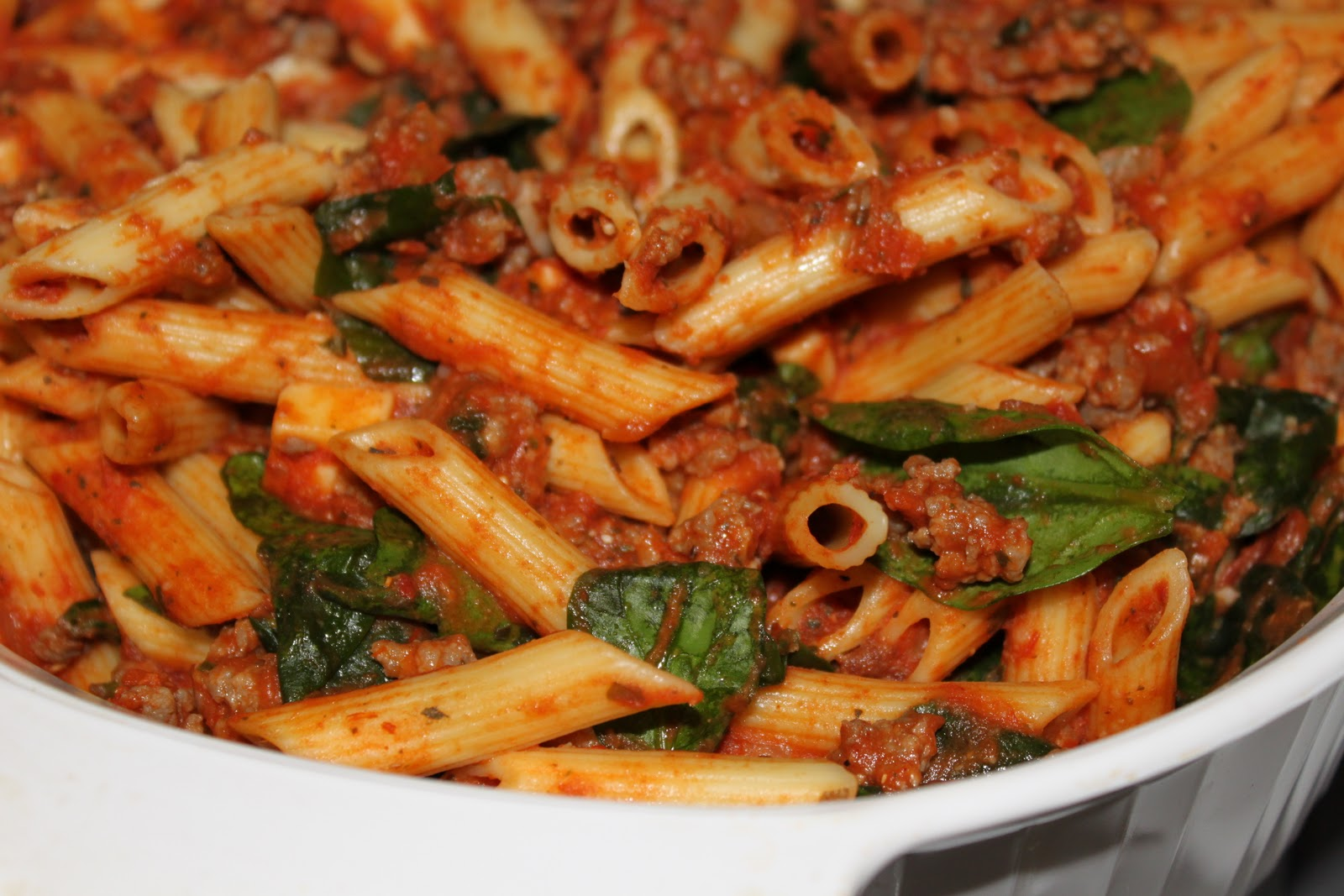 ... sauce pasta sauce with italian sausage and ground beef recipes yummly