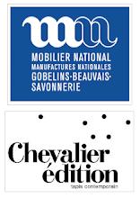 2009: ACQUISITION PAR LE MOBILIER NATIONAL DE NOS CRÉATION DE TAPIS RÉALISÉS POUR CHEVALIER EDITION