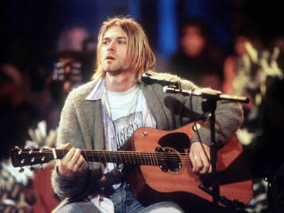 Noticias sobre película de Kurt Cobain