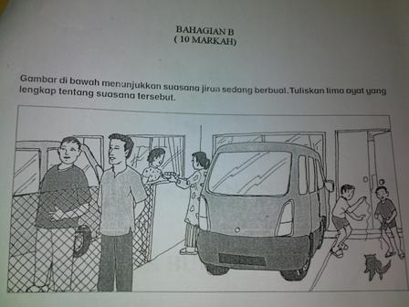 gambar kerja rumah on kerja rumah: bina ayat