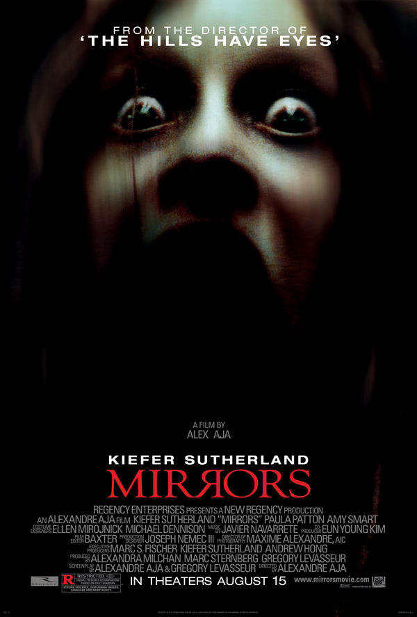 Bugabooflick mirrors 2008 for Mirror horror movie