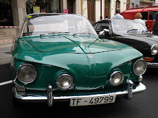 Karmann Ghia tipo 34