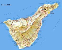 Tenerife. Islas Canarias