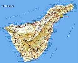 Tenerife. Îles Canaries
