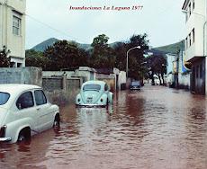 Inundación La Laguna 1.977