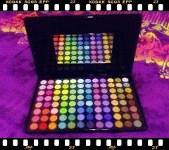 Minha Paleta de 96 cores