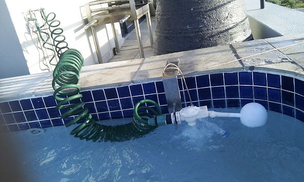 Automatic Pool Filler