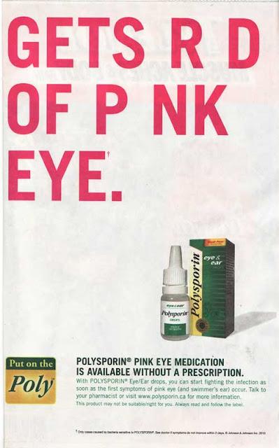 Will Polysporin Eye Drops Cure Pink Eye The Snowboarding
