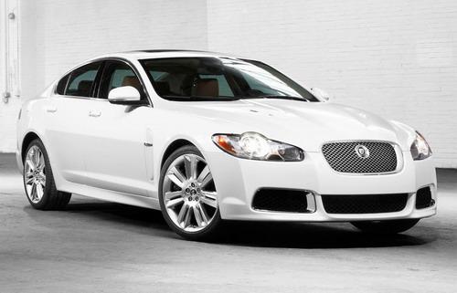2010 jaguar xfr white wallpaper car club