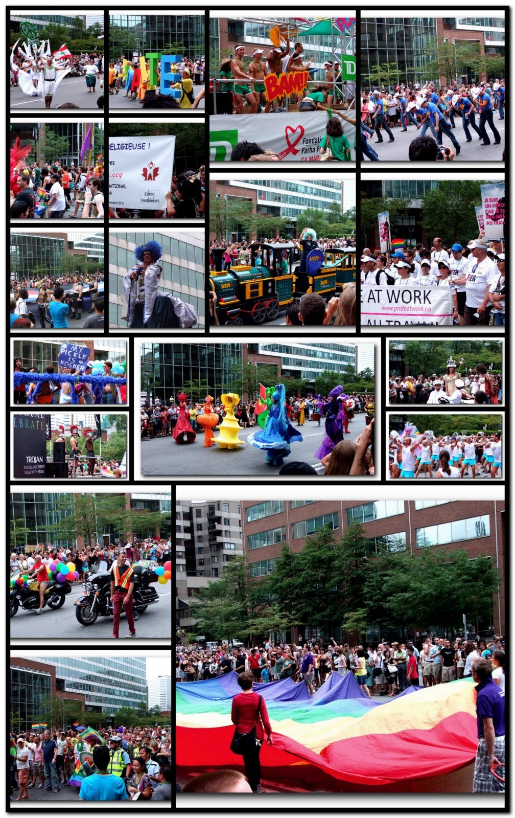 from Shane montreal gay pride 2010