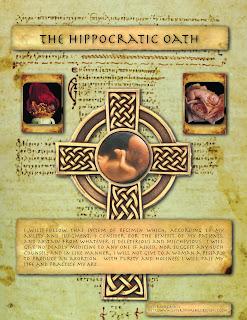 hippocratic oath unborn