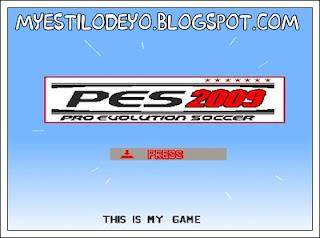 Evolution Soccer 2009 Para PS1 En Archivo ISO Puede Jugarlo En La PC
