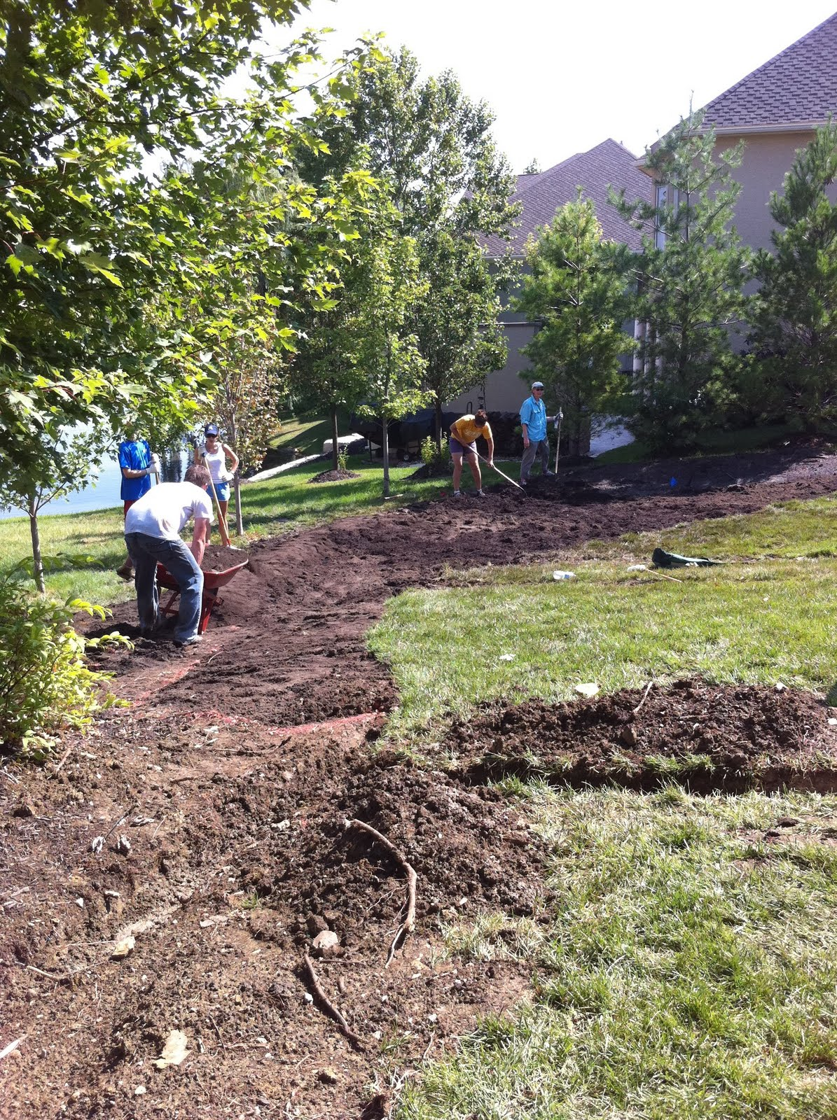 Audrie Seeley Landscaping And Garden Center : Keep kansas city beautiful dreamscape makeover