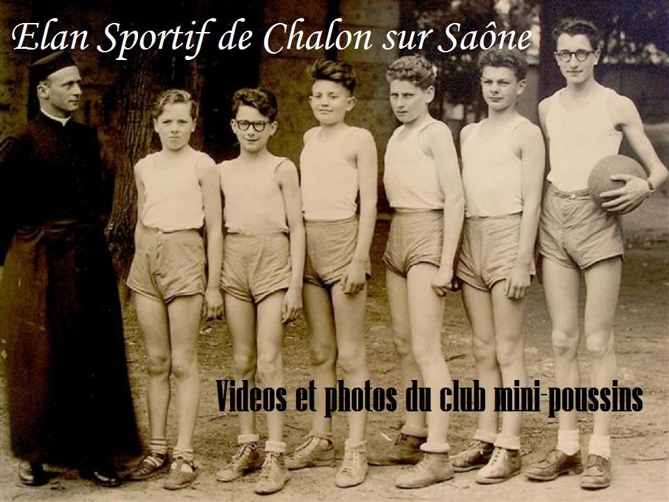 Elan Chalon Mini-Poussins