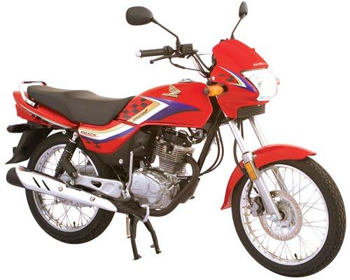 Motor bikes News, Motorbikes reviews, uk, pakistani bikes, indian bikes: Honda CG 125 Deluxe Model