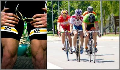 การฝึกซ้อมจักรยาน