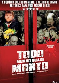 Telona - Filmes rmvb pra baixar grátis - Todo Mundo Quase Morto DVDRip Dublado