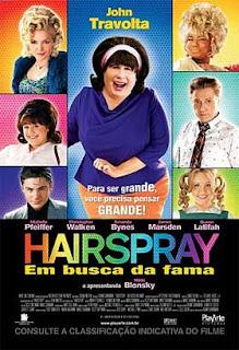 Baixar Filmes Download   Hairspray   Em Busca da Fama (Dual Audio) Grátis