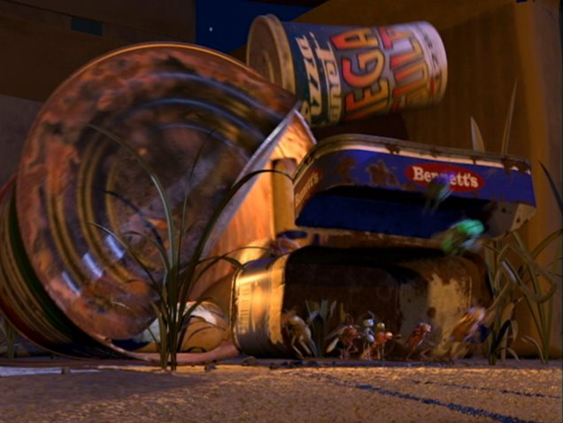 Varias Curiosidades de Pixar Studios 14