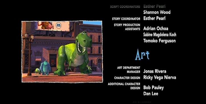 Varias Curiosidades de Pixar Studios 59