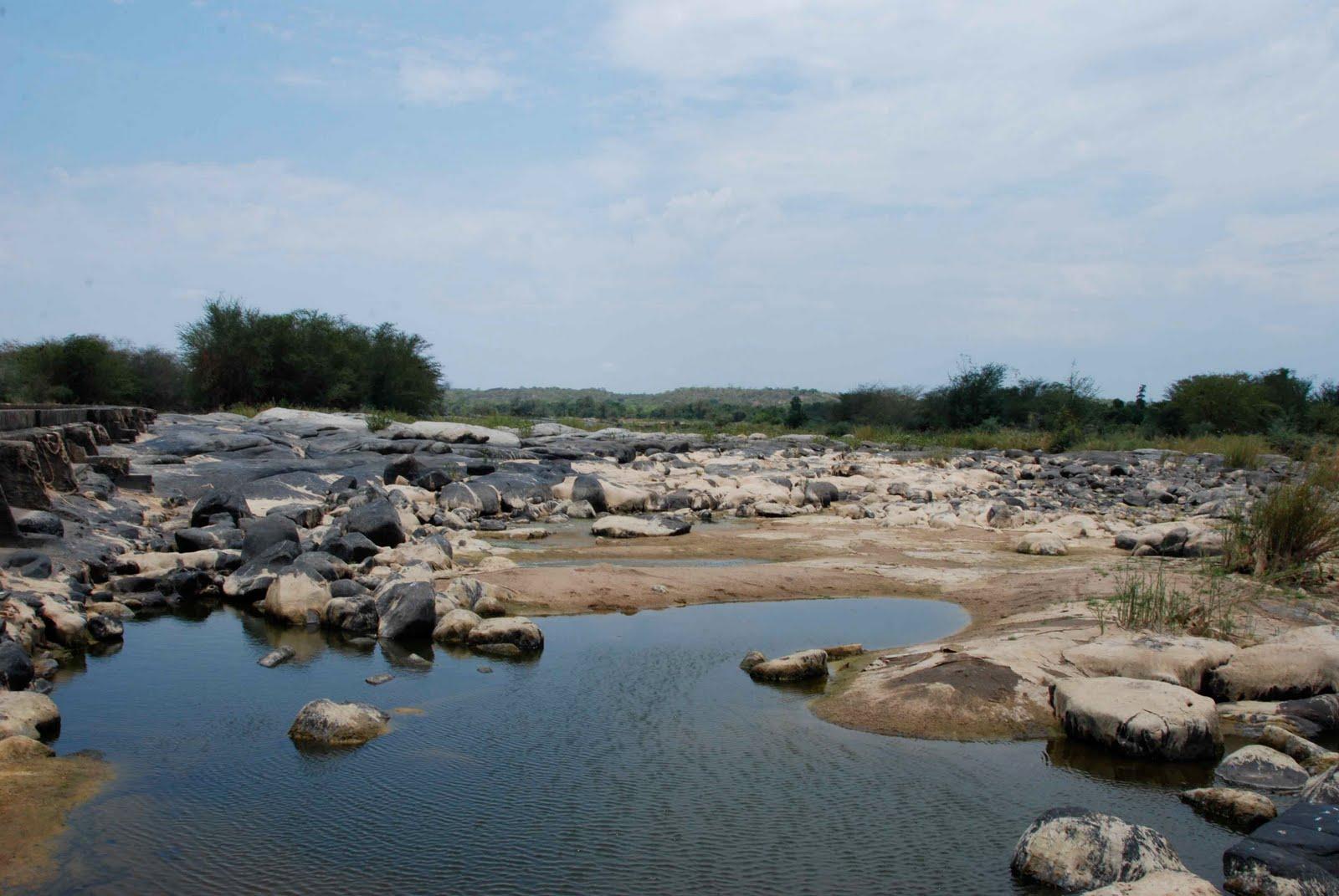 Limpopo Nehri nerede