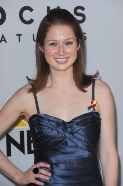 ellie kemper erin. Ellie Kemper, who plays the