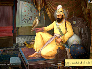 guru gobind singh ji wallpapers