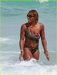 Serena Williams Bikini Beach Pics