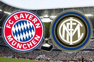 Bayern Munich v Inter Milan