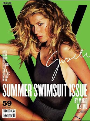V Magazine Swimsuit Issue