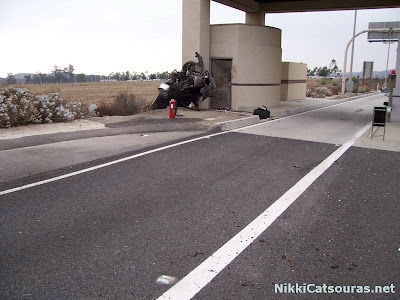 NIKKI CATSOURAS Accident Photos