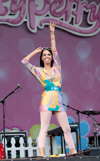 Katy Perry Rocks the Hurricane Festival