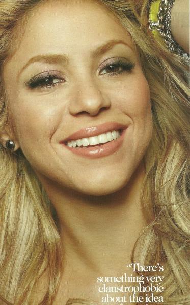 Shakira Fotos 2010