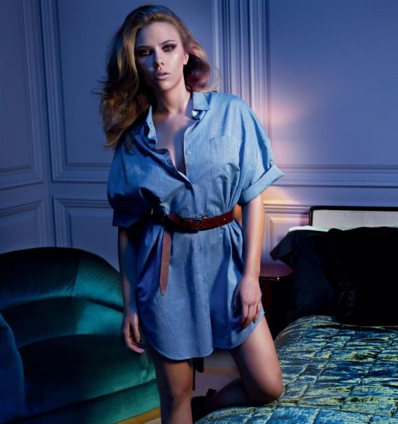 scarlett johansson 2010. Scarlett Johansson Mango