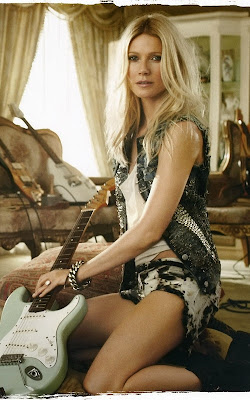 Gwyneth Paltrow InStyle Magazine January 2011
