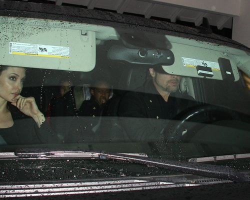Angelina Jolie And Brad Pitt Twins Down Syndrome. hot Angelina+jolie+twins+down+