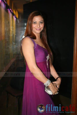 Kalpana Malviya and Aditya Pancholi At Satish Reddy Cuban Theme Party