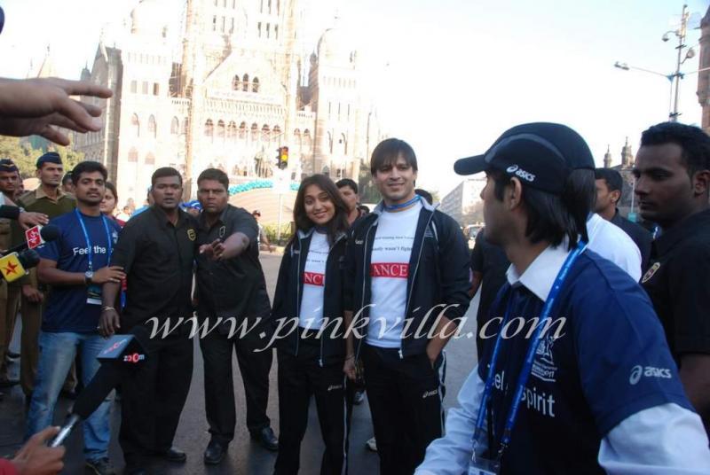 Mumbai Marathon 2011