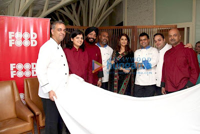 Madhuri Dixit launches 'FoodFood' TV channel