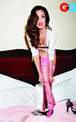 Minka Kelly GQ Magazine February 2011