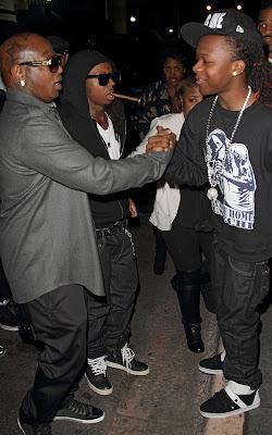 Lil Wayne Rolling Stone Magazine Feb 2011