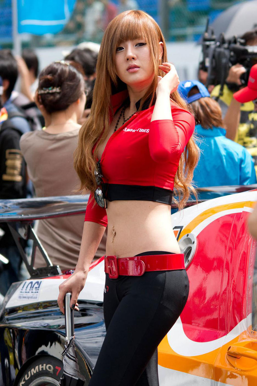 Foto Hot Hwang Mi Hee