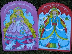 Coloriages Princesses