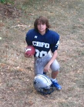 Elisha, football man