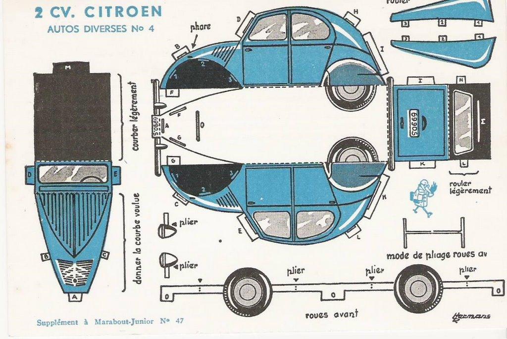 auto di carta