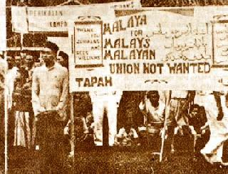 malaya union Skim malayan union juga mencadangkan undang-undang baru yang memberikan kewarganegaraan kepada semua orang yang dilahirkan di tanah melayu dan.