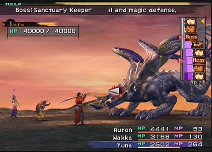 Final Fantasy IX 600fullfinalfantasyxscr